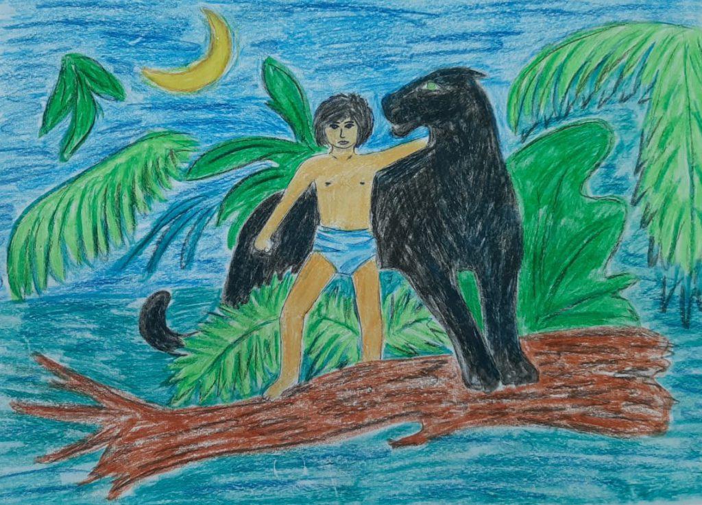 Сказка Маугли